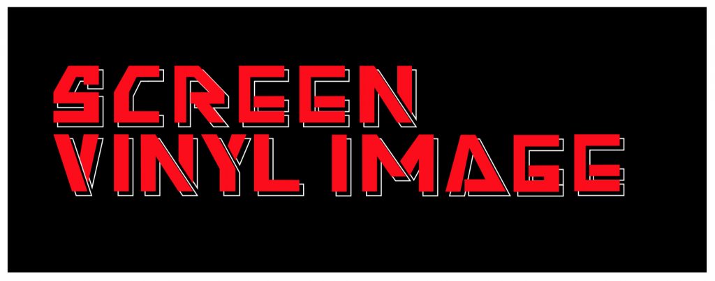 Screen Vinyl Image Logo
