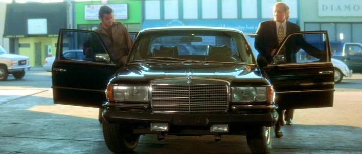 Mr Eddie's Mercedes