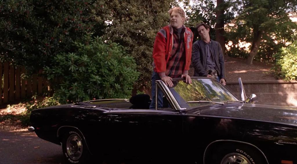 Bobby's Plymouth Barracuda