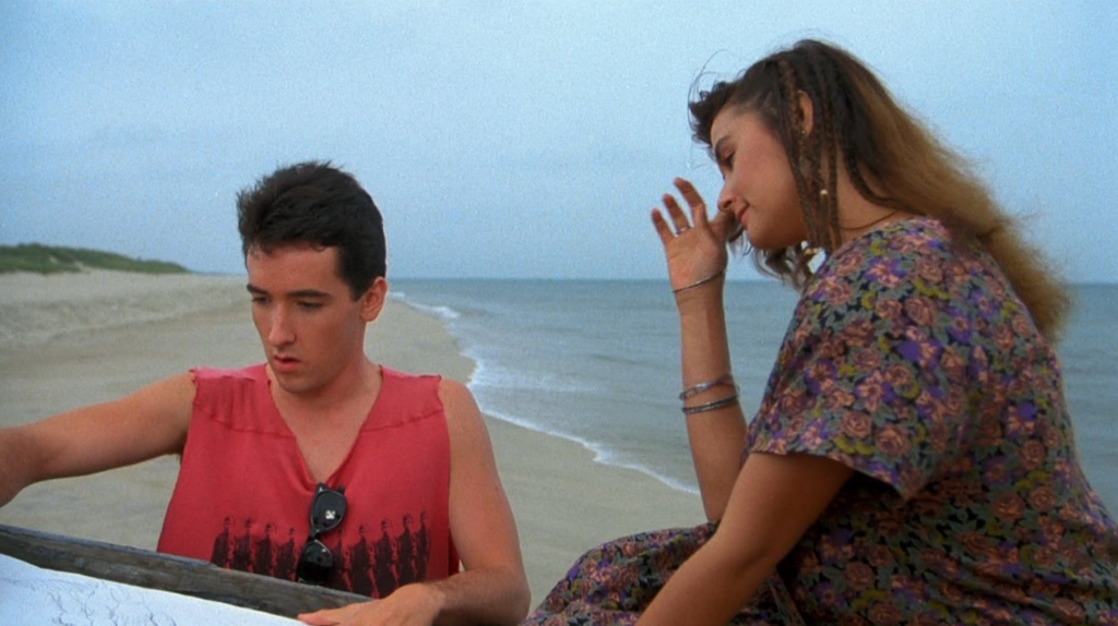 John Cusack and Demi Moore in One Crazy Summer